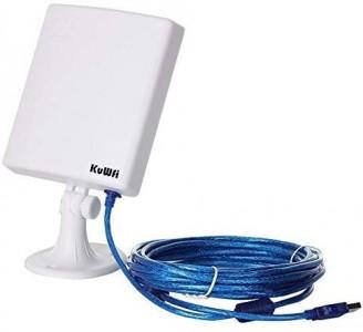 Bästa WiFi Förstärkaren: KuWFi n218