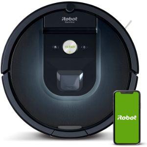 Bästa Robotdammsugaren: iRobot Roomba 981